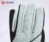 Электрическая Heated перчатка с перезаряжаемые батареей (S16)