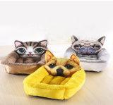 [3د] واقعيّة أسلوب محبوبة سرير ليّنة مربى كلاب محبوبة حصيرة