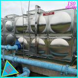 316 ss Food Grade réservoir d'eau en acier inoxydable