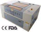 Machine de gravure de fonctionnement de laser de flexibilité pour des travaux manuels