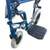 """12 """" 뒷 바퀴, 강철 설명서, 라이트급 선수, 무능하게 한, 기능 휠체어"""