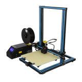 2018 Imprimante 3D CR10S Blue Nouvelle version avec deux vis de leader de l'axe Z