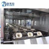 Agua mineral automática línea de relleno máquina del barril de 5 galones