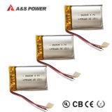 Перезаряжаемые 655078 батарея Li-иона 7.4V 3000mAh