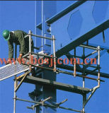 Certified ACCESS and Shoring Cuplock Scaffolding standard Welding Machine