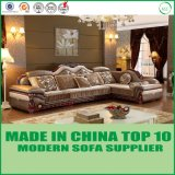 Leather Living room Room Home Furniture Modern Leisure Sofa