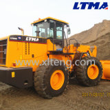 Buon fornitore Ltma caricatore della rotella da 5 tonnellate con il motore facoltativo