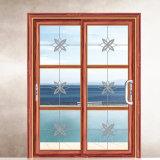 Раздвижная дверь роскошной конструкции алюминиевая с 1.2 mm толщины