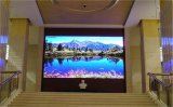 Piscina P8 Wall-Mounted Display LED para publicidade