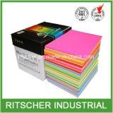 Papier d'impression de copieur de papier-copie de photo de papier de couleur d'A3 A4