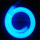Boda la decoración de Navidad LED 120/M, Lámpara de neón azul LED Neon Flex