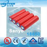 De alto consumo de BIS 3.7V 2600mAh Batería recargable de Li-ion para E-Cigarro
