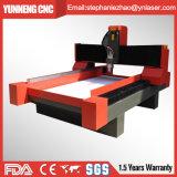 La máquina del ranurador del CNC para la piedra talla el corte