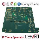 Alta multicamada TG150 Placa de circuito impresso para segurança