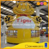 Gorila inflable del Moonwalk del puente del tigre de los juegos de los juguetes para la promoción (AQ350)