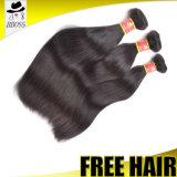Cheveu neuf Produ&simg de Bboss ; Les solides totaux vendent l'armure brésilienne crue de cheveux humains de Remy de Vierge bon marché