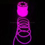 Migliore prodotto indicatori luminosi di striscia al neon della flessione 220V da 360 gradi per gli indicatori luminosi decorativi esterni del LED
