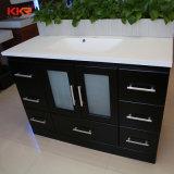 Progettare la vanità per il cliente di superficie solida artificiale della stanza da bagno (170508)