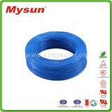 Fio elétrico de silicone flexível com isolamento de alta temperatura do fio eléctrico