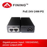 24V Gigabit Ethernet для беспроводного доступа-24V1a Адаптер с поддержкой Poe