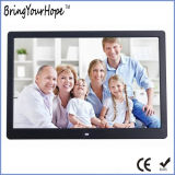 Claro alta de 15 pulgadas Digital Photo Frame 1280*800p (XH-DPF-150D)