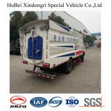 Camion de balayeuse de route de nettoyage de main droite de 3800 de Dongfeng
