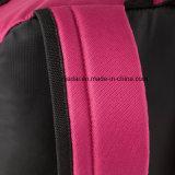 Rosafarbener kampierender Rucksack 17L