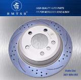Disque de frein de rotor de frein arrière pour le numéro 34216864900 F30 F35 de BMW