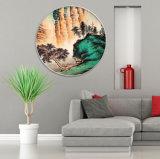 Изображение холстины искусствоа стены картины маслом ландшафта для Decortaion