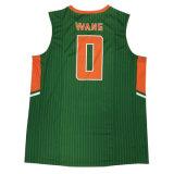 Accettare le uniformi rovesciabili di pallacanestro degli uomini e delle donne di ordine del campione