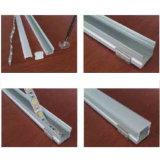 4201 LED de aluminio Perfil de la luz de Gabinete de cocina