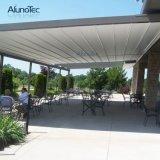 Sistema ritrattabile automatico di alluminio del tetto
