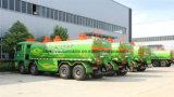 Бак Mire Shacman 8X4 25 жидкостной тонн тележки перехода розвальней