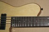 Гитара Hanhai Music/5-String электрическая басовая с Ше-Через-Телом