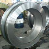 El engranaje de anillo grande/forjó la rueda de engranaje de acero de la forja del anillo del engranaje
