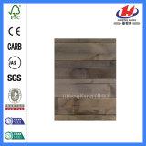 Modèle neuf glissant le matériel en bois de porte de grange