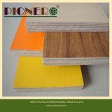 La mélamine contre-plaqué pour la table de travail de cuisine en bois
