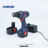Utensile manuale senza cordone dell'attrezzo a motore del trivello di Makute 18V (CD001)