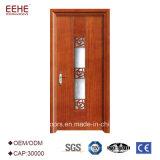 Дверь отделки Veneer двери деревянной конструкции двери нутряная деревянная