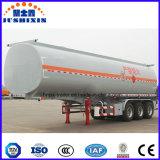 L'huile de pétroliers d'acier semi-remorque de camion de réservoir de carburant