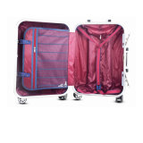 Spinner-Aluminiumschärpe-WalzenCarry-onkoffer des Compaclite Voyager-ABS+PC