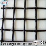 Panneaux sertis accrochés de treillis métallique pour la maille en pierre d'écran de tamis