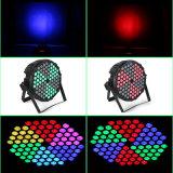 Het nieuwe Licht van het PARI van het Aluminium 84PCS*3W voor de Binnen en OpenluchtGebeurtenissen en Verlichting van de Disco van het Huwelijk