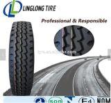 Gummireifen-Hersteller China GroßhandelsTimax/Ling-langer Marken-LKW-Gummireifen 11r22.5 11r24.5