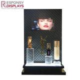 En acrylique de haute qualité personnalisée dirigée contre l'affichage cosmétique