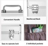 Materielle kleine AluminiumAusrüstungs-sicherer Ablagekasten mit Verschluss