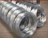 O melhor fio galvanizado do ferro da fábrica do material de construção do serviço edifício barato