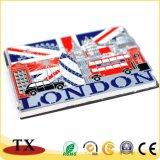 UK London Pays Tourisme métal souvenirs Fridge Magnet