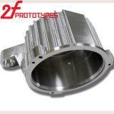 Le CNC des pièces en aluminium de couleur Pantone de prototypage personnalisé Centre d'usinage CNC de précision en aluminium OEM ODM Moulage au sable