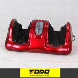 Le Shiatsu Vibreur Masseur de pied de la circulation sanguine Prix de la machine avec la chaleur